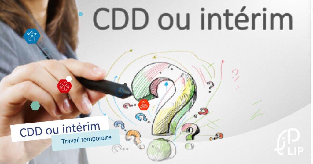 cdd intérim 2
