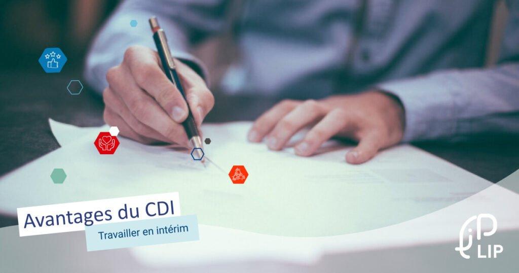 avantages cdi 2
