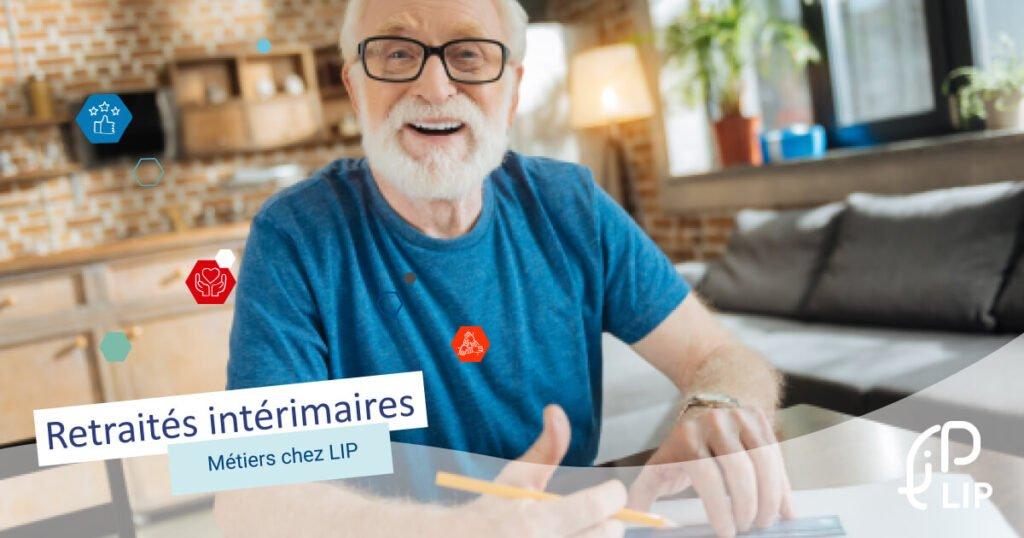 retraités intérimaires