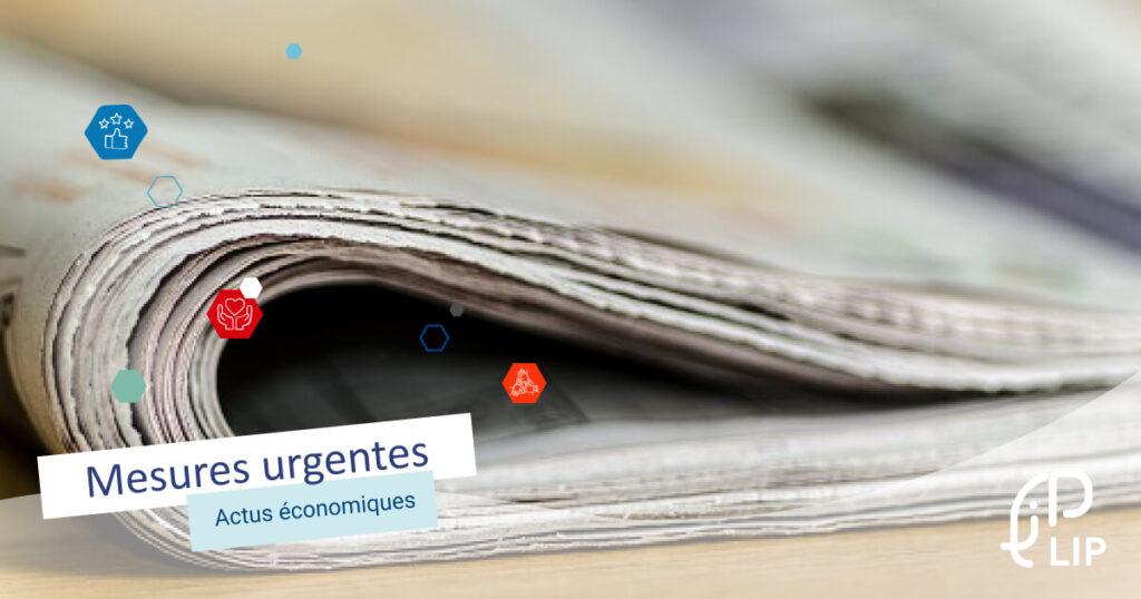 mesures urgentes emploi