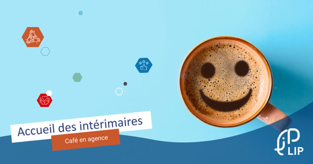 accueil interimaires cafe agence